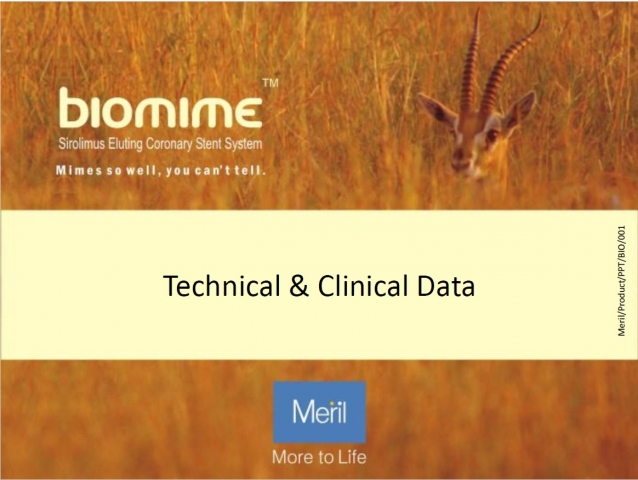 BioMime - Meril Life Sciences Pvt.