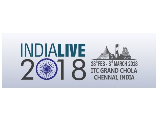 2/28 ~3/3 - 9th India Live 2018