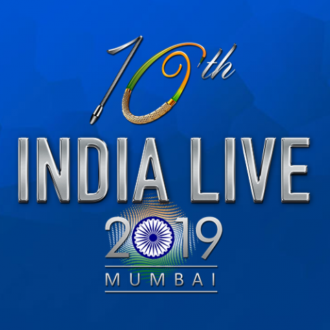 2019, 2/28 ~ 3/3  10th India Live
